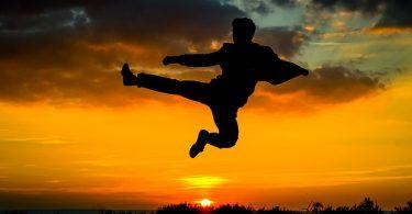 MMA figure in the sky.