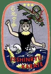 Isshinryu karate logo